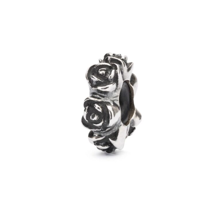 Beads Trollbeads in Argento - Stop Rosa - TAGBE-20186