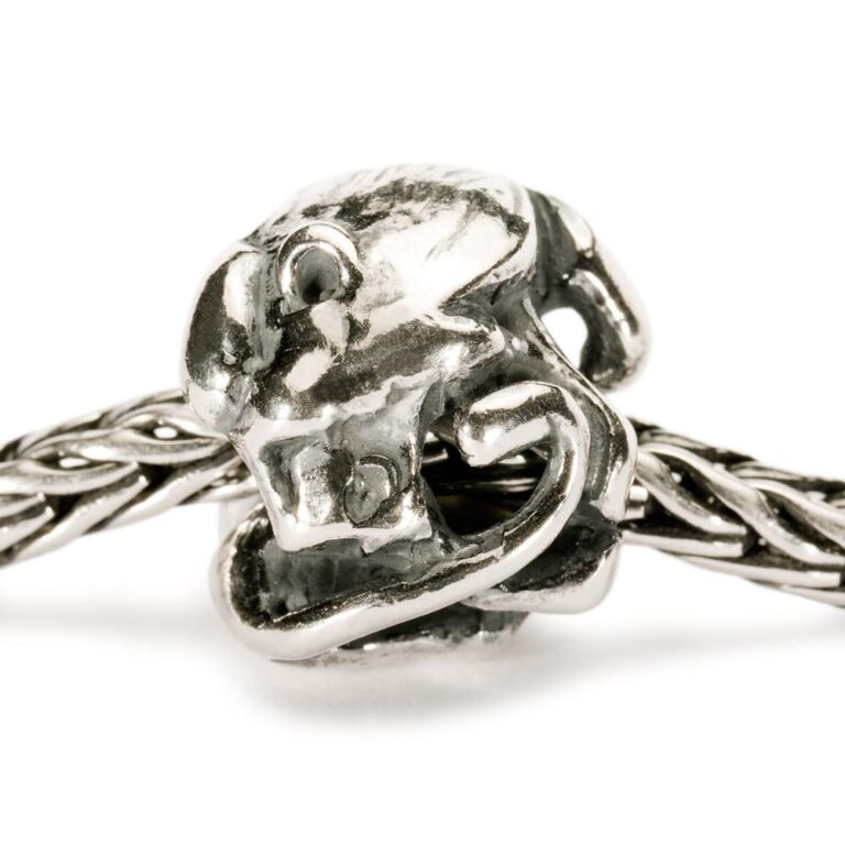 Beads Trollbeads in Argento - Leone Passionale - TAGBE-30108