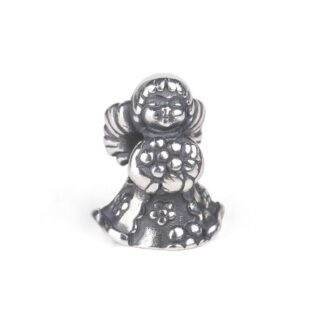 Beads Trollbeads in Argento - Angelo con Fiore - TAGBE-30159